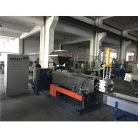 Screw Feeding Plastic Waste Recycling Machine With Lower Power Consumption Manufactures