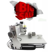 Quality Lowest price 3040 cnc engrave machine for fixture for sale