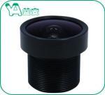 Vehicle 5MP Camera Lens Optics, Car Dvr RecorderLens Φ15×16 Mm Diameter Manufactures