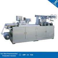 China Aluminum Plastic Blister Packing Machine With PLC Programmable Controller on sale