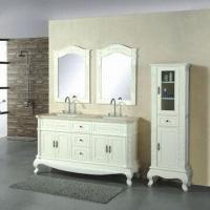 Bathroom Vanity with Solid Wood Material, Bathroom Furniture Manufactures