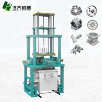 High Pressure Accuracy Low Pressure Die Casting Machine For Gearbox Housing Manufactures