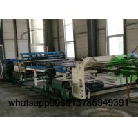 China welded wire mesh machine, welded steel mesh machine fully automatic on sale