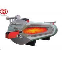 Industrial Horizontal Hot Oil Boiler Thermal Fluid Heater For For Plywood Industry Manufactures