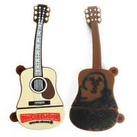 China Guitar Style 8GB USB Memory Sticks Pendrive Flash Drive on sale