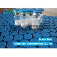 GHRP 2 Peptide Growth Hormone Bodybuilding GH Releasing Peptides Unlabeled Flip Off Tops Manufactures