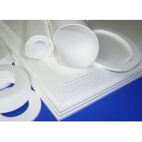 Virgin Soft Expanded PTFE Sheet Non-Toxic , PTFE Heat Resistance Manufactures