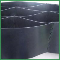 Black Hdpe Geocell or Geoweb used for slop construction reinforce Manufactures