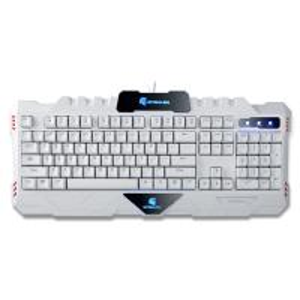 Waterproof Feature Designs Keyboard White Mechanical Gaming Keyboard Manufactures