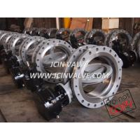 3 eccentric flanged butterfly valve Manufactures