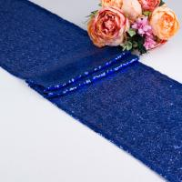 Burlap Custom Fabric Table Runner Roll Lace Luxury For Hotel Banquet Outdoor Applied Manufactures