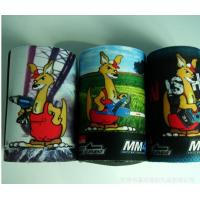 Fashion Neoprene Coke cooler sleeves,neoprene coca cola can pouches, dye sublimation print Manufactures