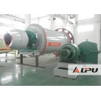 China 17-32t/h Mining Equipment Steel Ball Grinder Mill For Ore Beneficiation Plant on sale