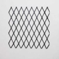 XS-63 Painting Carbon Steel Expanded Metal Mesh For Hospital Fence Manufactures