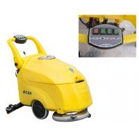 China 1165W / 1750W Multifunction Floor Scrubber Dryer Cable , Battery Type on sale