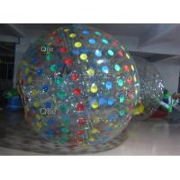 PVC Or TPU Durable Inflatable Shinning Zorb Ball Used On Grassplot Manufactures