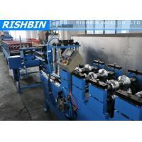 Roof Batten OMEGA Shape Steel Frame Roll Forming Machine with 5.5 KW  Main Power Manufactures
