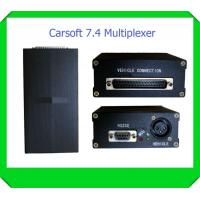 China Multiplexer Mercedes Star Diagnostic Tool , Car Maintenance Tool Mb Carsoft on sale