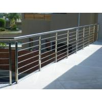 House stainless steel balcony railing design & stainless steel inox rod railing Manufactures