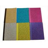 """6.5"""" x 8.5"""" Glitter cover Composition Notebook for daily writing and note taking Manufactures"""
