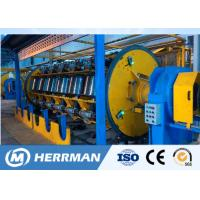 Milliken Conductor Cable Stranding Machine With Pre - Spiralled Sector