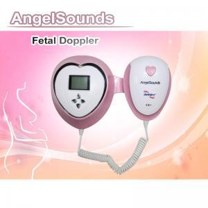 Portable Angelsounds Pocket Fetal Doppler For Pregnant Women JPD-100S4 Manufactures