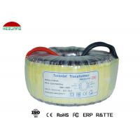 China Energy - Conserving Toroidal Type Transformer 200W Smaller No - Load Standby Loss on sale