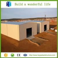 HEYA superior quality cheap prefabricated steel frame warehouse for sale Manufactures