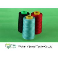 High Strength 5000M 40/2 100% Dyed Sewing Spun Polyester Thread Manufactures