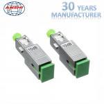 Metal Fiber Optic Accessories Fiber Optical Attenuator SC APC 5dB 7dB 10dB Manufactures