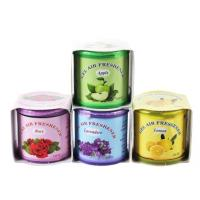 Quality gel air freshener for home,car,office for sale
