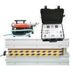 Frame Style Conveyor Belt Joint tools 500 - 3000mm Belt Width Manufactures