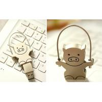 China 1G 2G 4G 8G Cartoon Pen Drive No External Power Supply Required LOGO Custom on sale