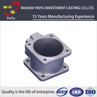 Steel Valve Parts Valve Body Casting Made Of Lost Wax CastingAnd Investment Casting Manufactures