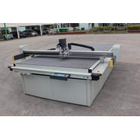 Automatic Control CNC Gasket Cutting Machine With Two Interchangeable Tools Manufactures