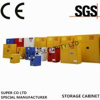 Chemistry Chemical Storage Cabinets / Flammable Storage Cabinets Manufactures