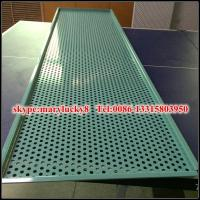 perforated sheet for facade/perforated metal sheet facade Manufactures