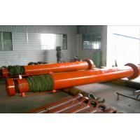 China Single Piston Rod Custom Made Hydraulic Cylinders For Hydraulic Pile Driver on sale