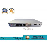 LCD Table Max Min Display Monitor Casino Baccarat Limit Sign With Baccarat System Manufactures