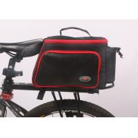 Professional 10L Mountain Bike Bag / Bike Rack Bag OEM / ODM Available Manufactures