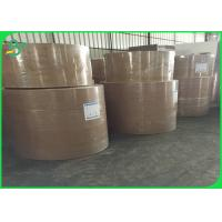 Virgin Pulp Brown Kraft Liner Board Paper 250gsm 300gsm 350gsm 400gsm 450gsm Manufactures