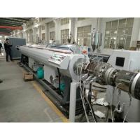 SJZ Series Conic Dual Screw Extruder PVC Drain Water Pipe Extrusion Machine Manufactures
