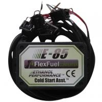 Quality E85 CONVERSION KIT E85 AUTO CAR FUEL SYSTEM UPGRADE KIT WITH COLD START ASST., EV1 4CYL for sale