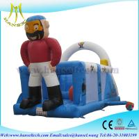 Hansel inflatable toys tunnel rental,2014 hot giant inflatable water slide,inflatable ride Manufactures