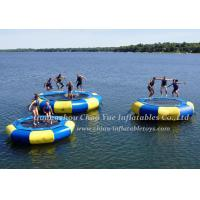 2015 Exciting Inflatable Water Trampoline for Water Park(CY-M2096) Manufactures