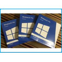 Genuine Product Microsoft Windows 8.1 Pro Pack Retail 1 User 32bit 64bit full version Manufactures