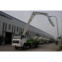 Liugong Hold 24m Truck Mounted Concrete Pump Hdl5160thb Manufactures