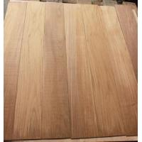 Quality Top Grade Natural Teak Veneers Teak Lamellas for sale