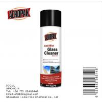 AEROPAK anti mist glass cleaner