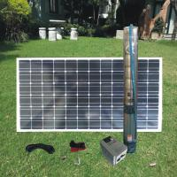 China JCS6-70 380V Irrigation DC Solar Pumps for Agriculture , 5.5KW - 30KW on sale
